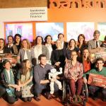 Tarjeta Solidaria Plata Implicados y Solidarios Bankinter