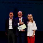 La Fundación Jaime Alonso Abruña reconoce a Francisco de la Torre Prados y a José Ramón Gamo su compromiso con la infancia
