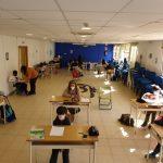 El esfuerzo y espíritu de superación de los alumnos de la de la Academia Jaime Alonso