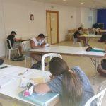 Preparación de exámenes de recuperación de nuestros alumnos de la Academia Jaime Alonso