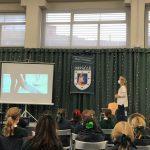 Sesión informativa en el Colegio Orvalle